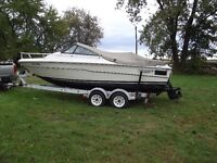 Boat and Trailer for sale $1500 or OBO
