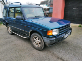 Landrover discovery automatic