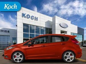 2015 Ford Fiesta ST  - Leather Seats -  Bluetooth -  Heated Seat
