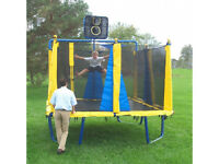 Backyard Trampolines! Starting at $299