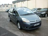2008 Citroen Grand C4 Picasso 1.6HDi 16v EGS VTR+ 7 seater Finance Available