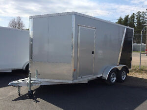 Outlaw Enclosed Trailer