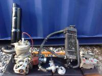 IAME 125cc Go kart engine