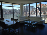 LAKESHORE DOWNTOWN CONDO CORNER UNIT AVAILABLE