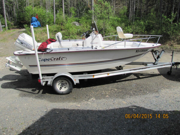 Used 2001 Other Cape Craft