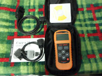 Autel GeniScan GS400 obd2 and EOBD reader $80. 1996 and newer .