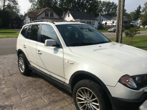 BMW x3 2006  5,500 $ AS  IS