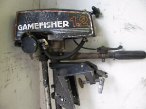 gamefisher outboard motors 1.2 hp
