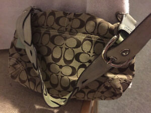 Authentic Coach Purse Real Coach