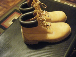 MEN'S TIMBERLAND BOOTS--$75.00 Today!