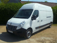2012 12 RENAULT MASTER 2.3DCI LWB EXTRA HIGH ROOF RARE VAN EURO 5 MUST SEE
