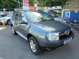 2013 63 DACIA DUSTER 1.5 DCI LAUREATE IN GREY # ONE OWNER FSH #