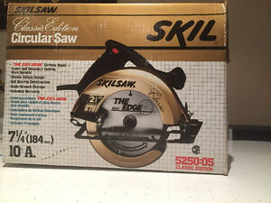 Circular Saw Edition (Updated Price)