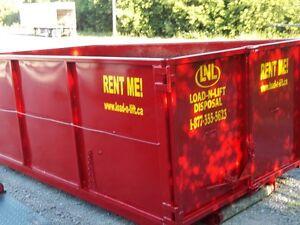 Quinte Dumpster Rental by Load-N-Lift Disposal Belleville Belleville Area image 1
