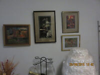 pictures,wall hangings