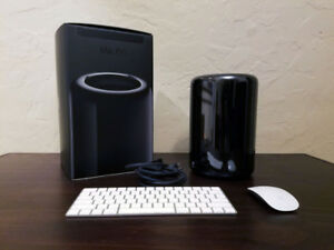 Apple Mac Pro 12core 2.7Ghz 64GB ram D700 graphics