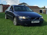 Volvo S60 d5 diesel automatic may swap for motorbike 600cc