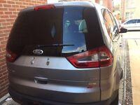 2008 Ford galaxy tailgate TDCi ghia