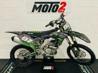 2020 KAWASAKI KXF 250 MOTOCROSS BIKE (1 OWNER FROM NEW) SXF FC YZF CRF RMZ KXF