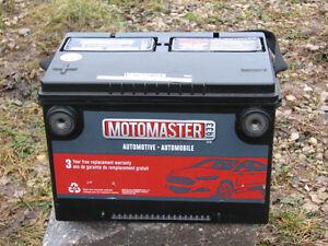 Motomaster Automotive Van Battery *Free Replacement Warranty