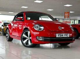 image for 2014 Volkswagen Beetle 1.6 Design TDI 2DR Convertible Diesel Convertible Diesel