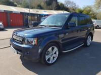Land Rover Range Rover Sport Sdv6 Hse Black DIESEL AUTOMATIC 2013/13