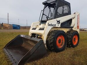 853 Bobcat Skid steer