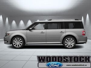 2015 Ford Flex SEL   - one owner - trade-in -  Moonroof