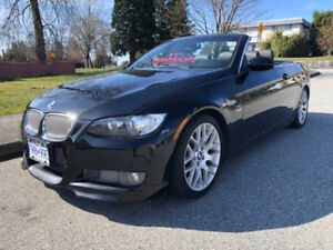 2012 BMW 328iX All-wheel Drive/Hardtop Convertible Only 48000K