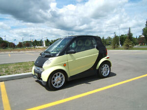 2005 Smart Fortwo cabriolet Convertible