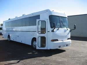 2007 Freightliner Limo Bus by Ctaftsman, Passenger Party Bus