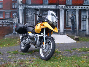 Meticulous BMW R1150GS - Tons of Add-ons