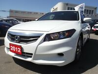 2012 Honda Accord Cpe EX-L Navi at