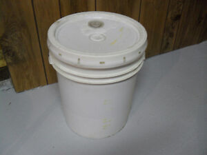 12.5 gallons of semi-gloss white paint only $10/gallon