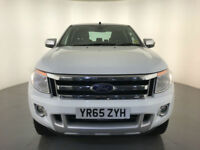 2015 65 FORD RANGER LIMITED 4WD TDCI DIESEL 1 OWNER SERVICE HISTORY FINANCE PX