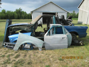 1994 Ford Ranger parts