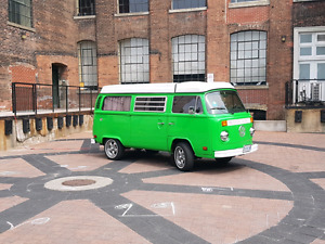 1979 vw camper westfalia