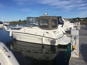 Chaparral Signature 260 Fresh water boat!!