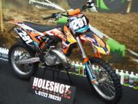 KTM SX 125 2011 MOTOCROSS BIKE!! VERY CLEAN