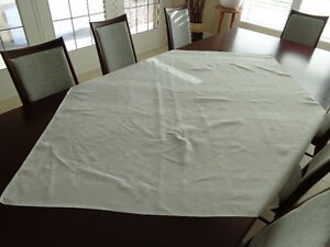 Vintage Irish Linen Tablecloths Kitchener / Waterloo Kitchener Area image 2