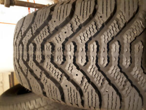 Winter and All season tires - Two P185 70R14