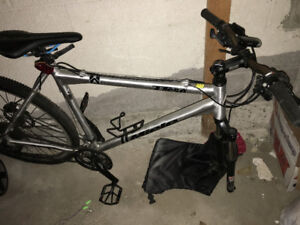 Miele Twin Track 650 Bike