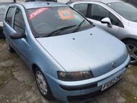 Fiat Punto 1.9 D Active 5dr