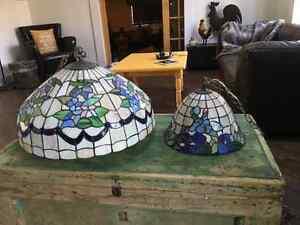 Lampes style Tiffany Saint-Hyacinthe Québec image 1