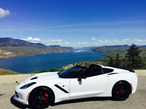 2014 Chevrolet Corvette Z51 Coupe - CLEAN!