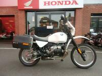 BMW R 100GS 1989 model in lovely condition & ready to ride
