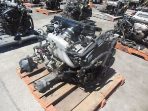 Toyota 3SGTE Engine with Auto Transmission