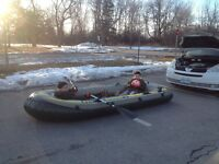 SEAHAWK 4 (inflatable boat)!!!!!