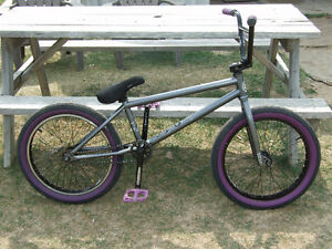 Freestyle BMX package