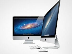 Apple iMac (late 2012 edition) with box